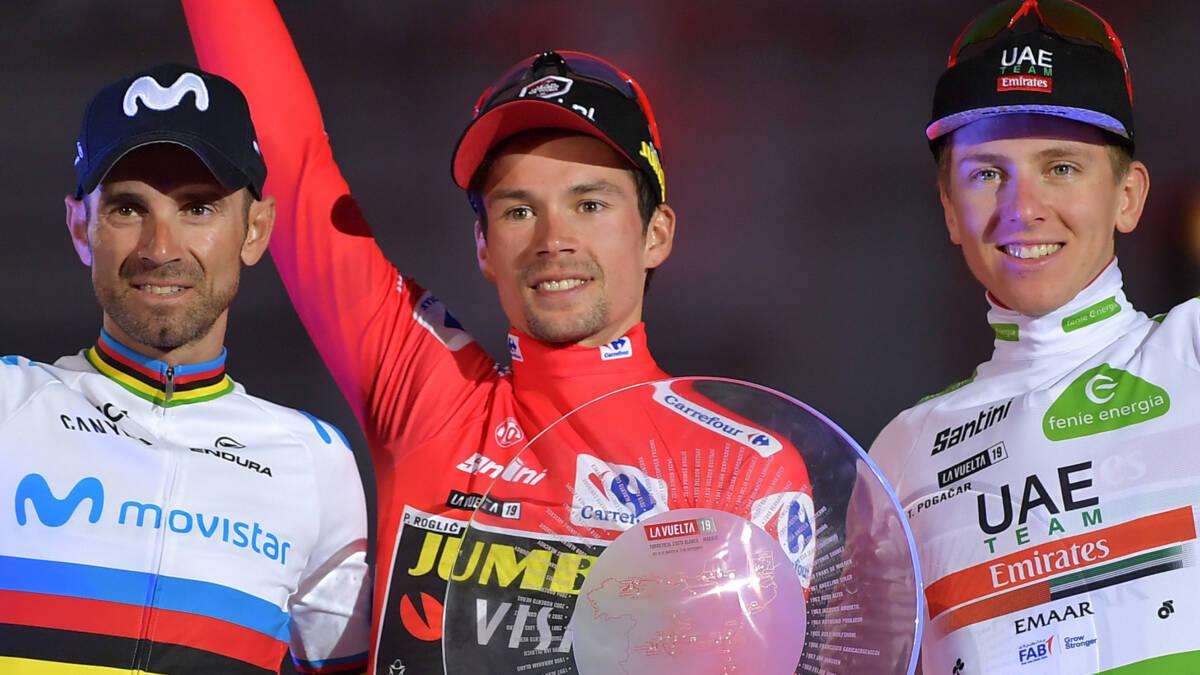 Vuelta-winnaar Roglic: 'Geweldig gevoel na drie loodzware weken'