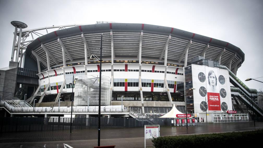 Bekijk details van 'Arrestaties bij Johan Cruijff Arena voorafgaand aan Ajax-Lille'