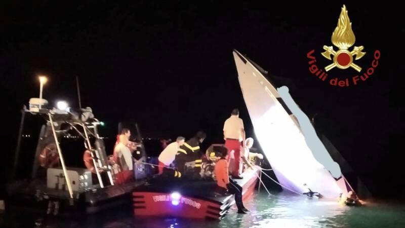 Nederlander verongelukt bij speedbootongeluk in Venetië.