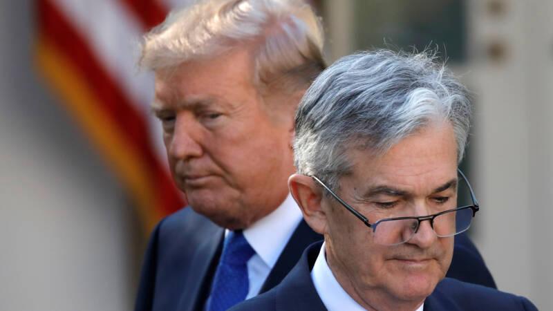 Trump na aankondiging renteverlaging: Amerikaanse Fed faalt