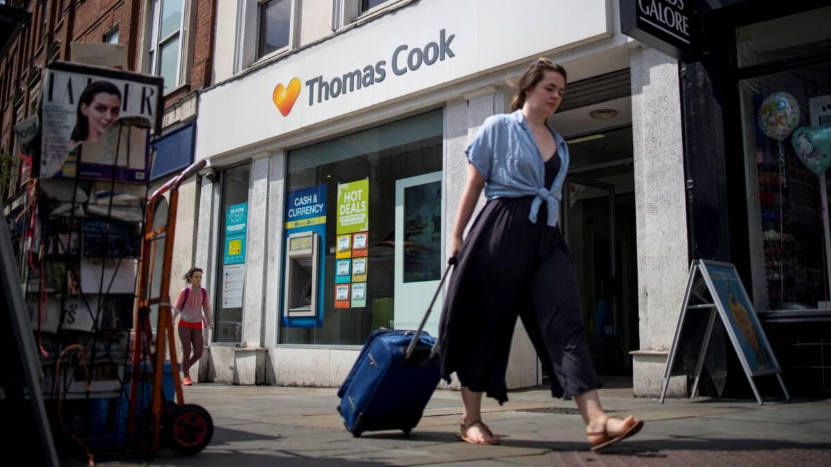 Reisorganisatie Thomas Cook omgevallen, honderdduizenden gestrand