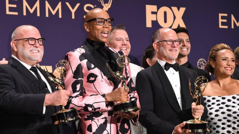 Emmy's waren divers: 'Series en films moeten een afspiegeling zijn'