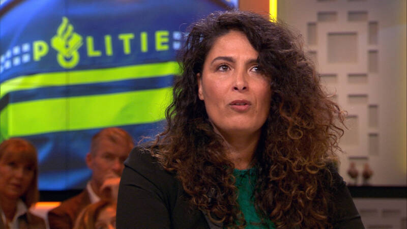 Police whistleblower Fatima Aboulouafa