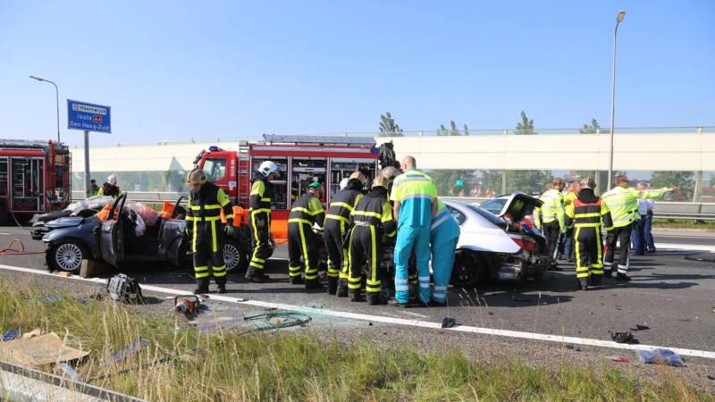 Hulpdiensten beducht voor ongelukken met elektrische auto's