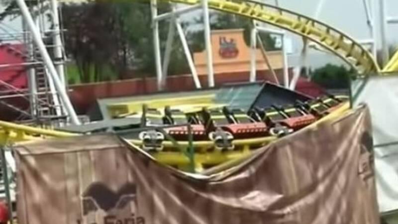 Doden bij ongeluk in attractie Mexicaans pretpark.