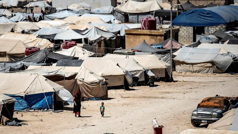 Nederlanders met familie in IS-kampen hoopvol door Turkse inval