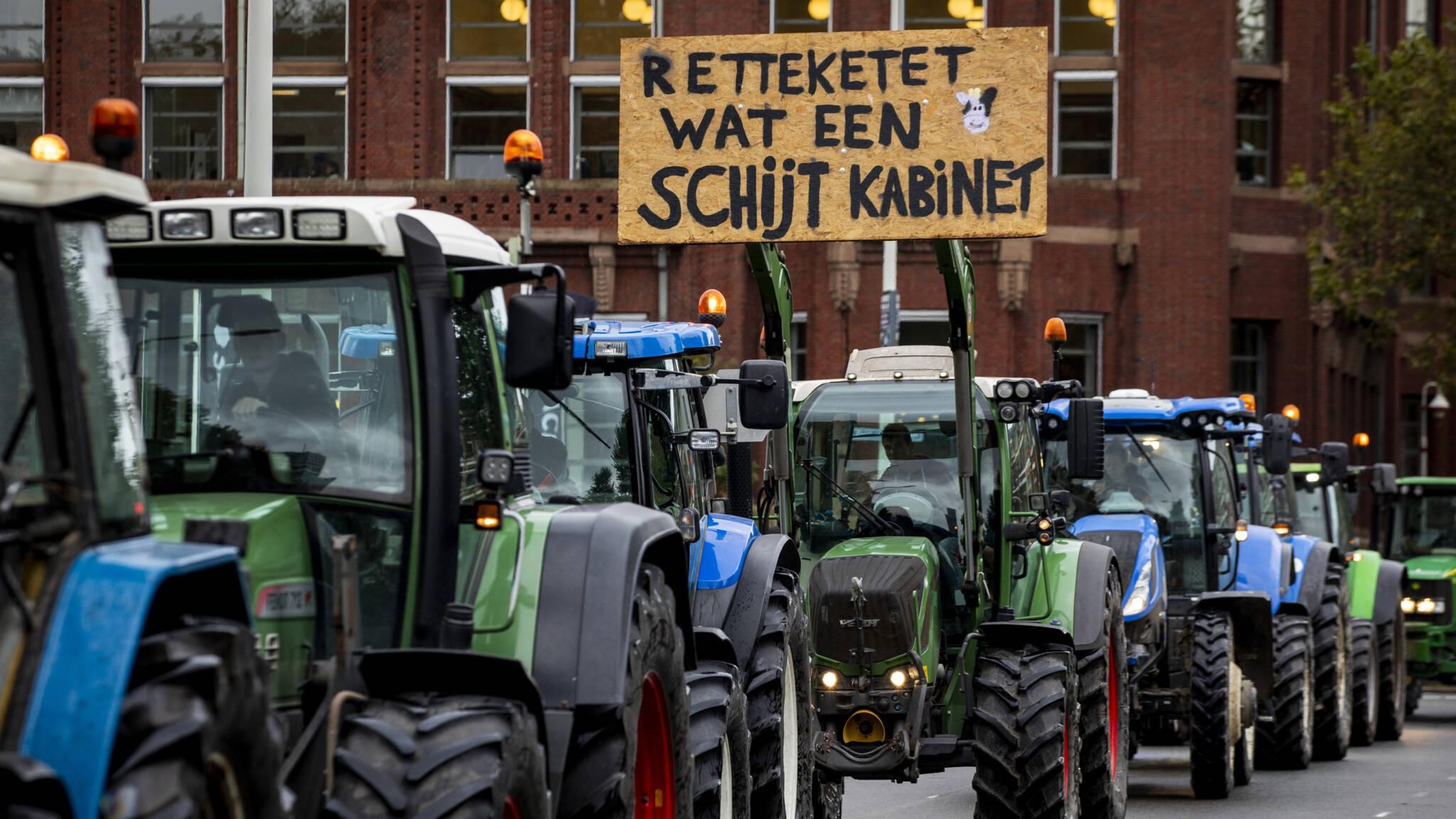 Wat is nou eigenlijk het stikstof probleem, waarom klagen de boeren en waarom snelheidsverlaging?