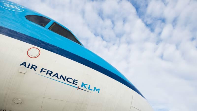 Hoekstra: aandelen Air France-KLM hebben wel degelijk effect