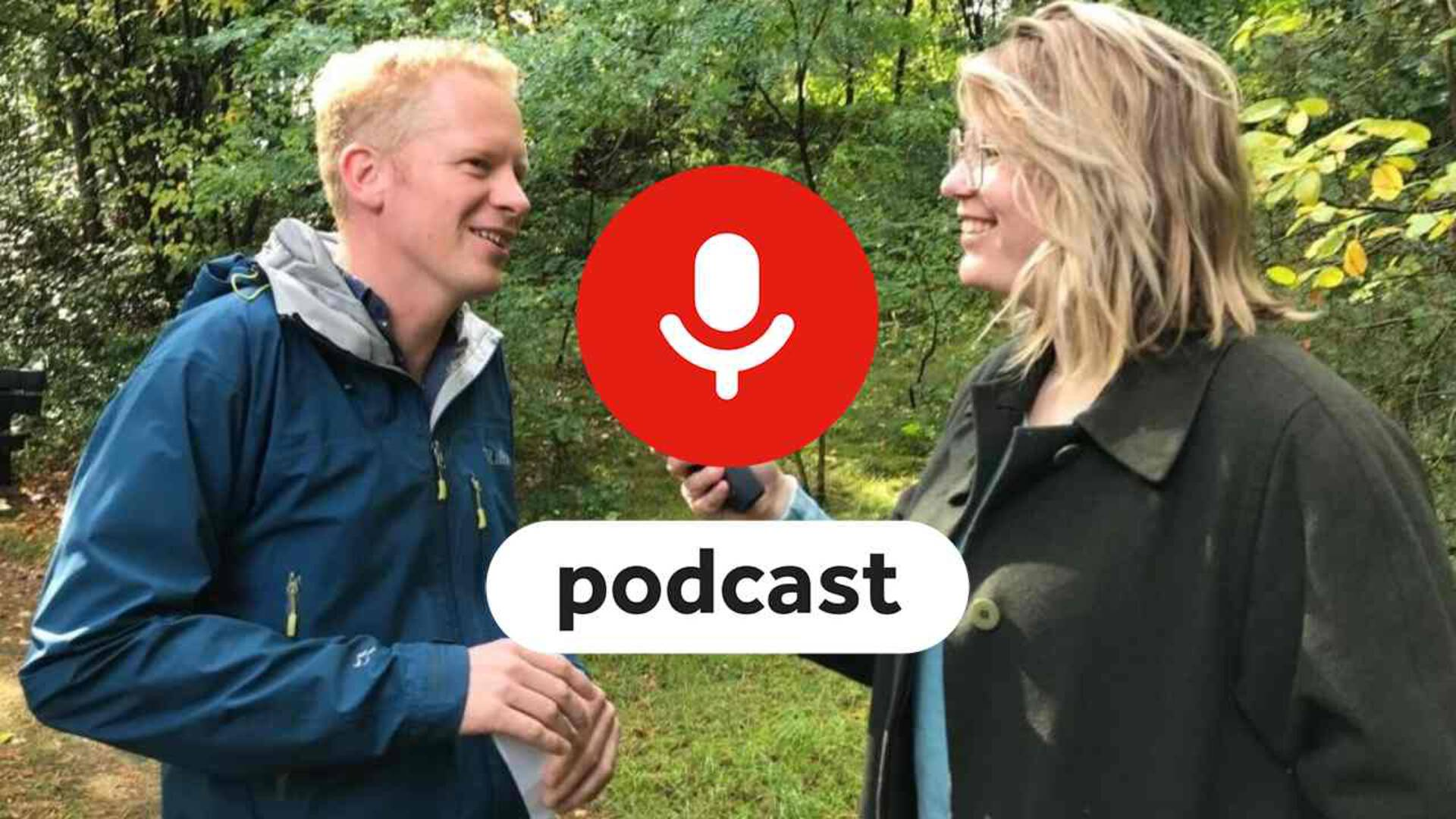 NOS lanceert podcast met Peter Kuipers Munneke   NOS