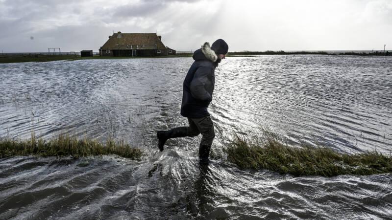 Zeespiegelstijging op de foto: 'Je laat zien wat soms niet zichtbaar is'