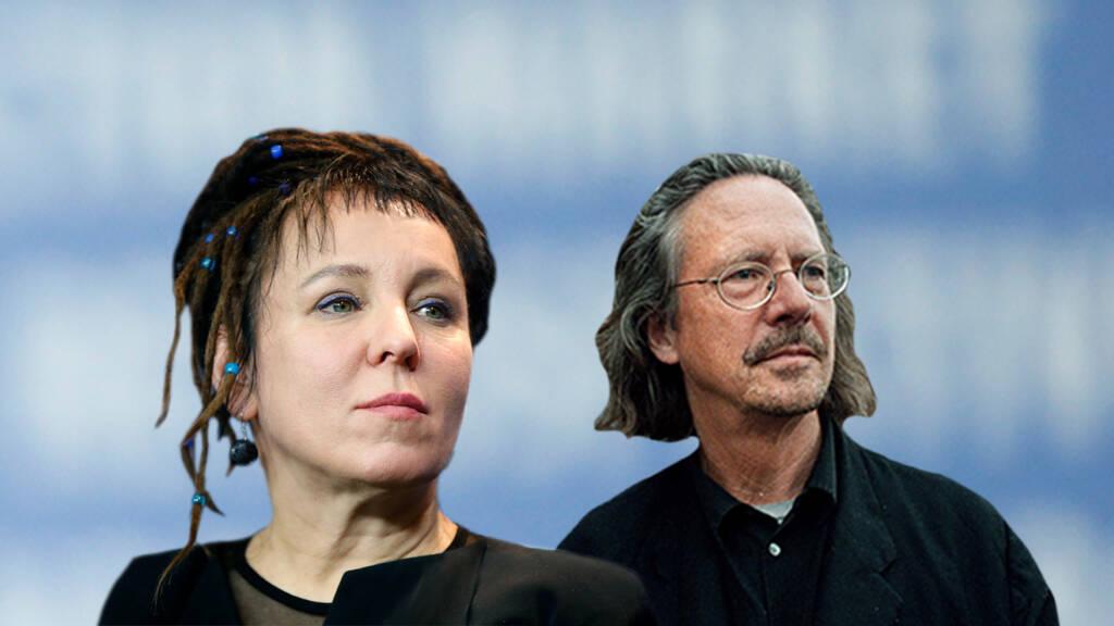 Olga Tokarczuk En Peter Handke Winnen Nobelprijs Voor De