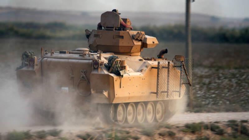 Ontsnappen IS'ers door Turkse inval? 'Afgrijselijk dat het zover is gekomen'