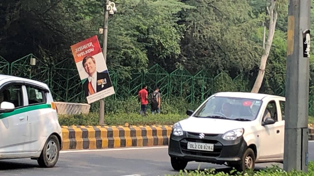 Willem-Alexander en Máxima op bezoek in India (en niet voor het eerst)