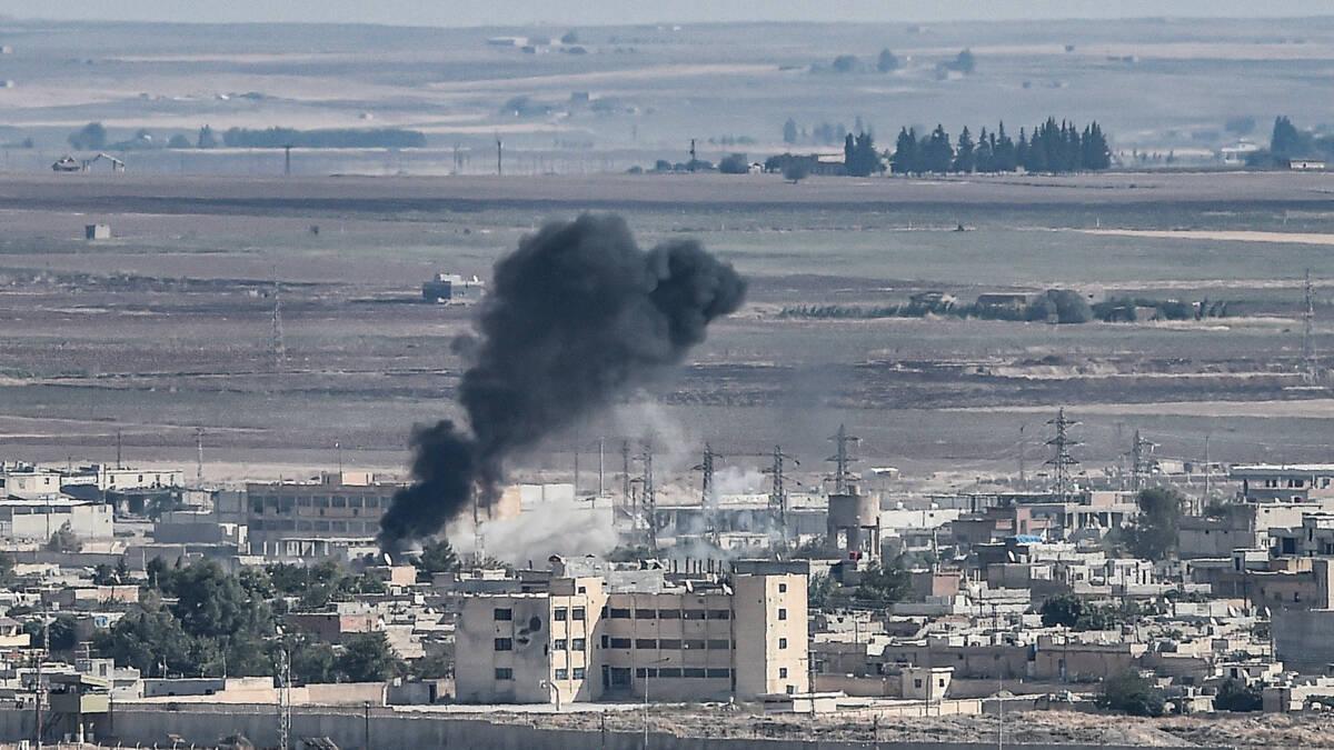 Syrië stuurt troepen naar noorden om Turkse aanval te stoppen