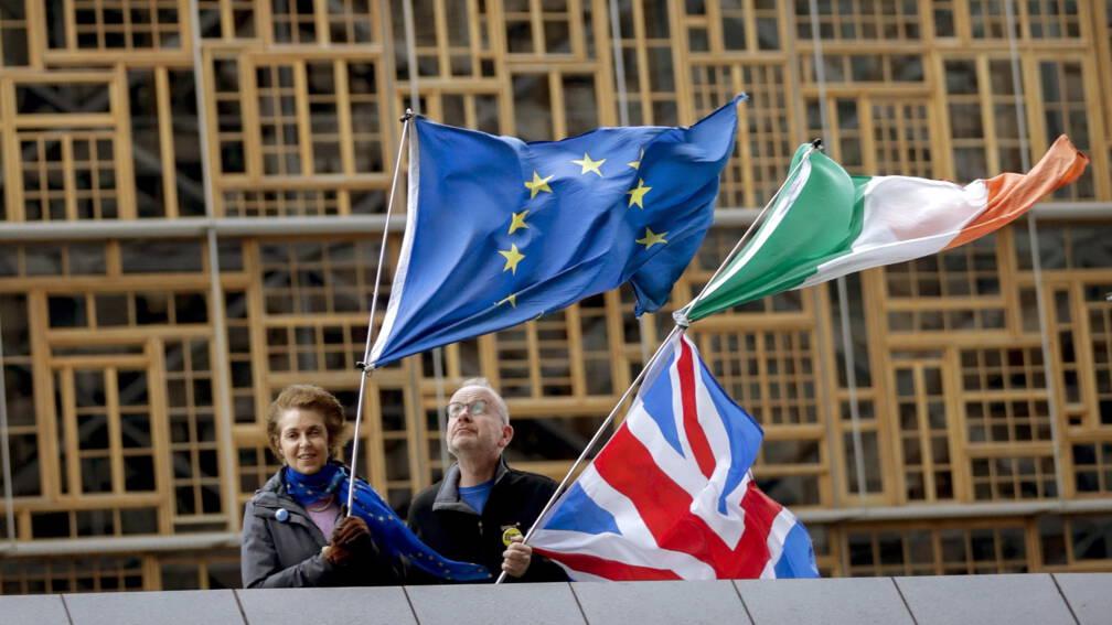 Queen's Speech in het teken van brexit-onzekerheid