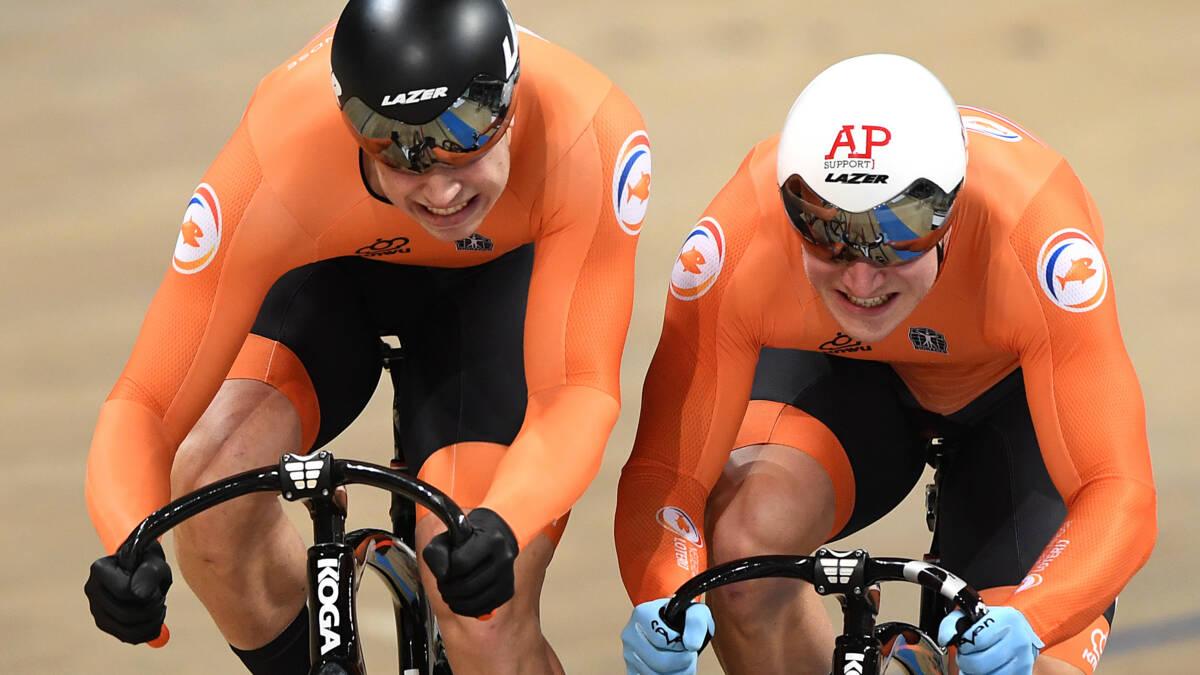 EK baanwielrennen bij de NOS: 'zekere medailles' en olympische belangen