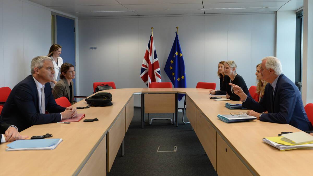 EU praat vandaag verder over brexit-deal, 'probleem ligt in Londen'