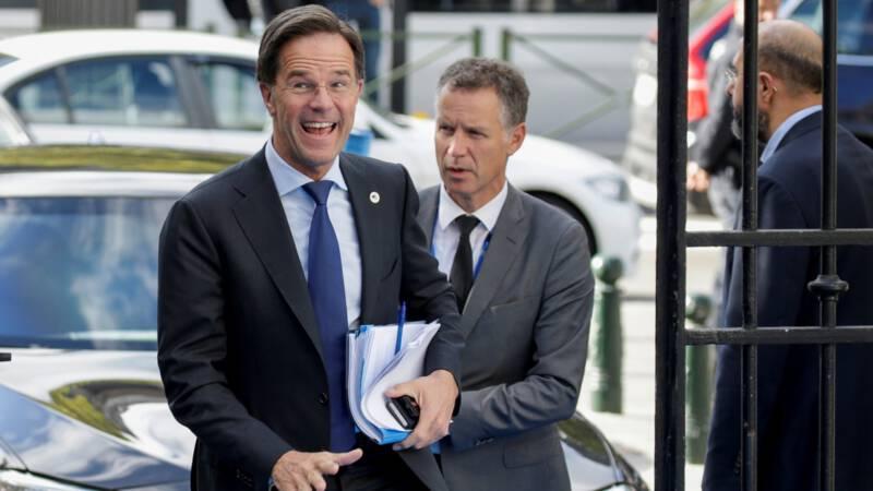 Heel bemoedigend, nu de details, zegt Rutte over brexit-deal
