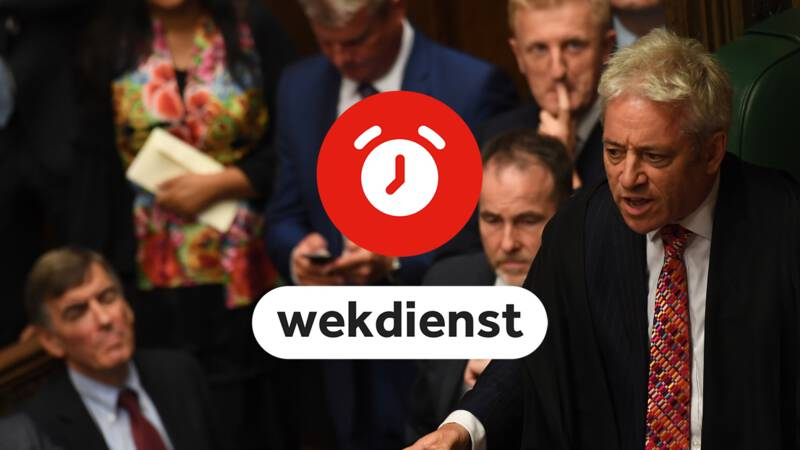Wekdienst 19/10: Lagerhuis stemt over brexitdeal, Koerden protesteren in Amsterdam