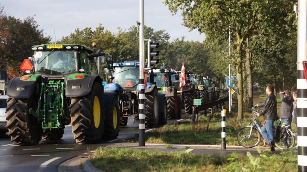 Bekijk details van Boeren Noordoost-Brabant luiden noodklok bij provinciehuis