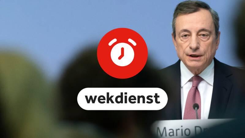 Wekdienst 24/10: Laatste dag voor 'Super Mario' Draghi en Franco herbegraven