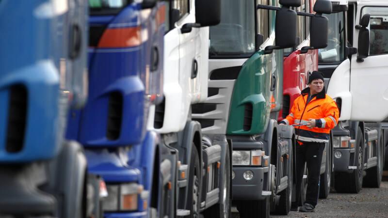#SupportMo: Truckers betuigen steun aan gearresteerde vrachtwagenchauffeur Grays