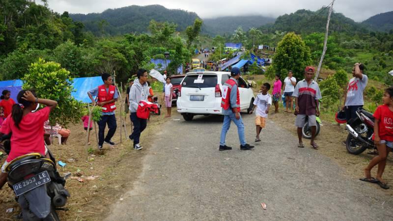 Naschokken teisteren Ambon: 'Mensen durven niet meer binnen te slapen'
