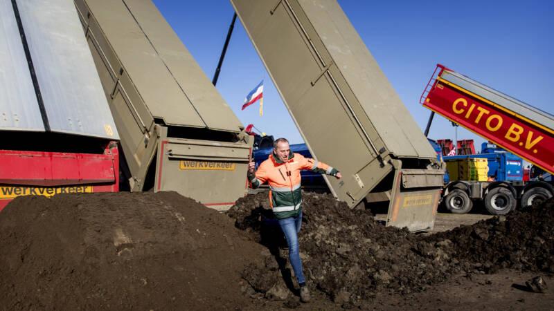 26 arrestaties na bouwprotest in Den Haag, concrete toezeggingen blijven uit