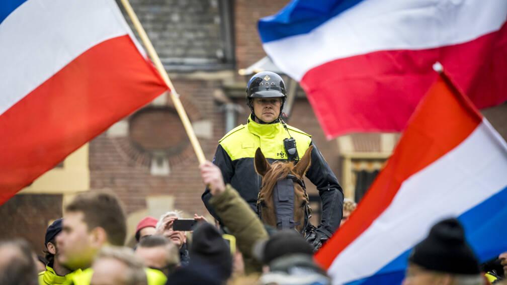 Meer demonstraties = meer politie-inzet: 'De rek is er wel een beetje uit'