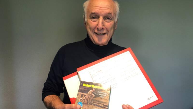 The lost tapes: Engelse nummers Peter Koelewijn na 42 jaar te horen