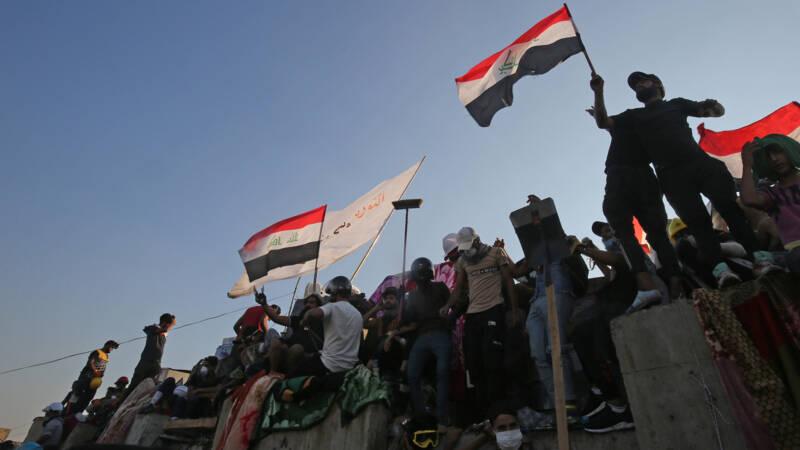 Opnieuw dag van massaal protest in Irak tegen corruptie