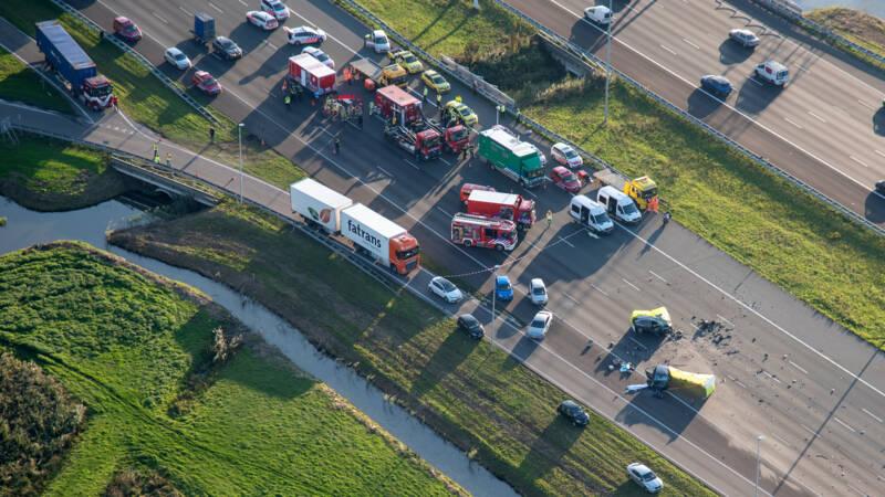 Veroorzaker dodelijk ongeval A2 Breukelen eerder betrokken bij ongelukken.