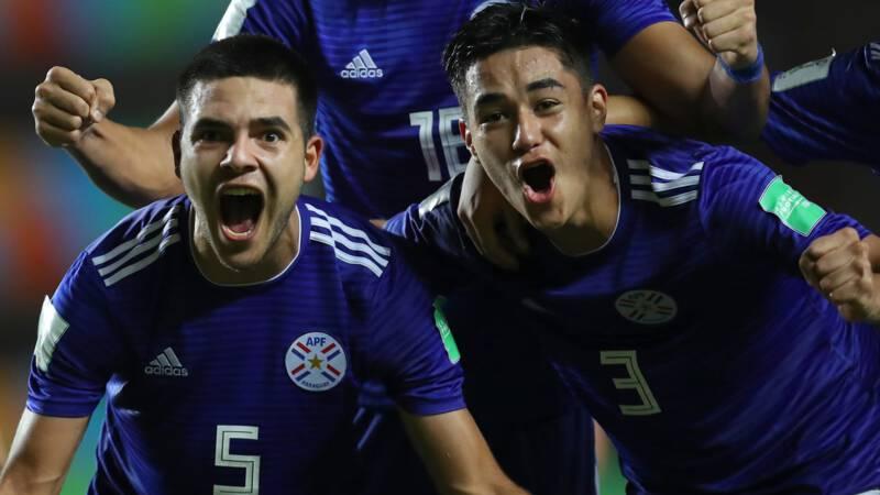 Paraguay tegenstander Oranje onder 17 in kwartfinales WK