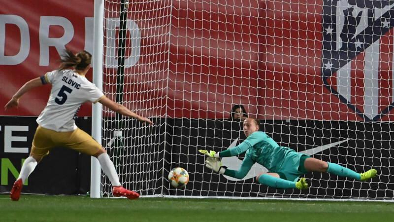 Spaans onderonsje in vrouwen-Champions League: Atlético-Barcelona