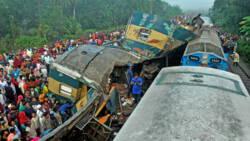 Doden bij frontale treinbotsing Bangladesh.