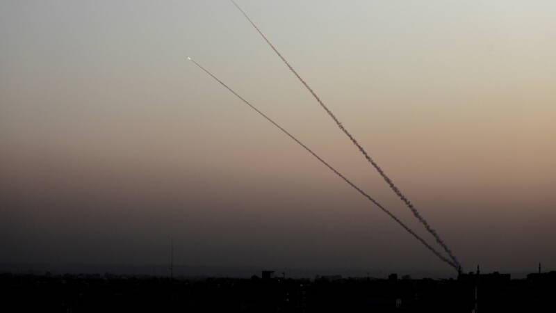 Openbare leven Gazastrook en Zuid-Israël ligt stil op tweede dag van geweld