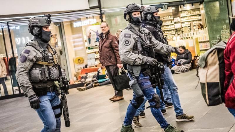 Aangehouden man in trein Eindhoven is verdachte in schietpartij - NOS