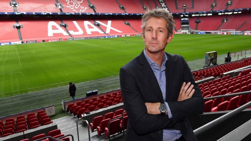 Van der Sar is nog 'niet klaar bij Ajax' en verlengt contract tot 2023 - NOS