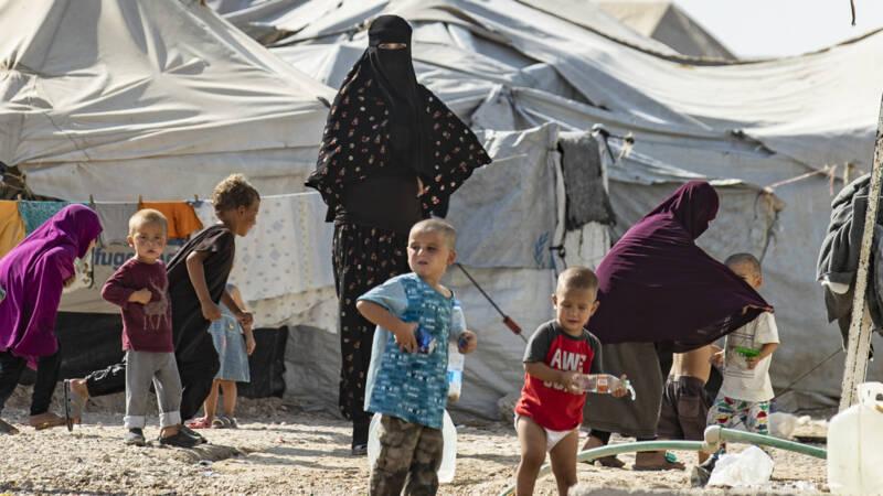 Terugkeren of niet? Hoe landen worstelen met hun IS-strijders en kinderen - NOS