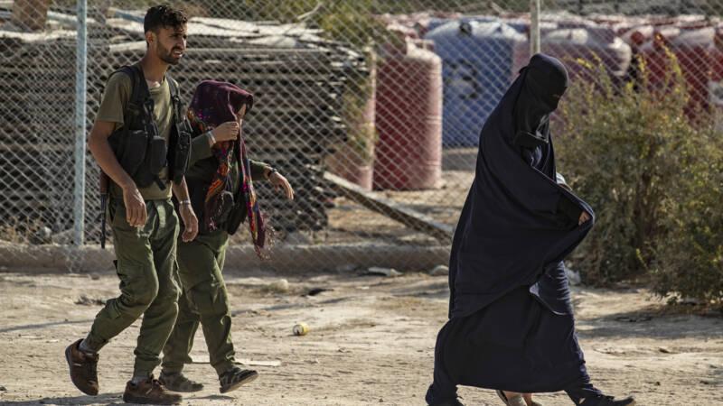 Koerden: Nederland kan IS-vrouwen in Syrië nog steeds ophalen