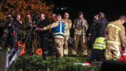 Twee twintigers overlijden na auto-ongeluk Brabant.