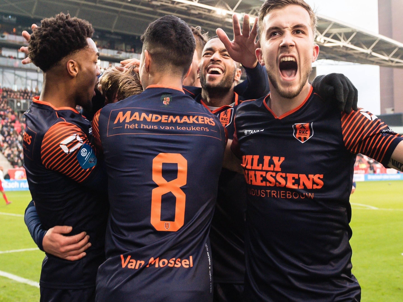 Hekkensluiter Rkc Bezorgt Fc Utrecht Derde Nederlaag Op Rij Nos