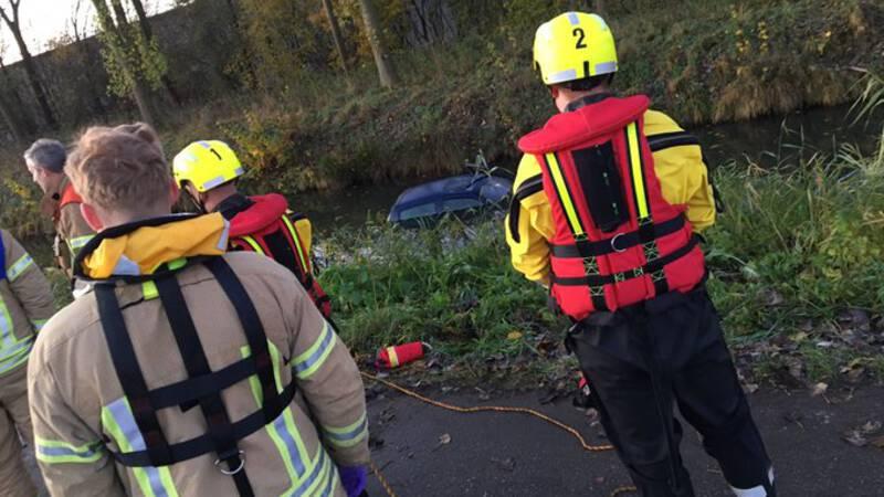 #NL - Door gladheid zijn in grote delen van het land ongelukken gebeurd.