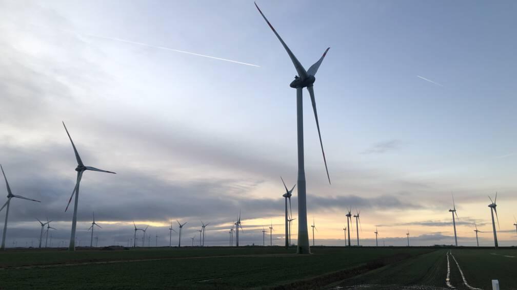 Bekijk details van Tegenwind voor Duitse molens: duurzame energiesector in crisis