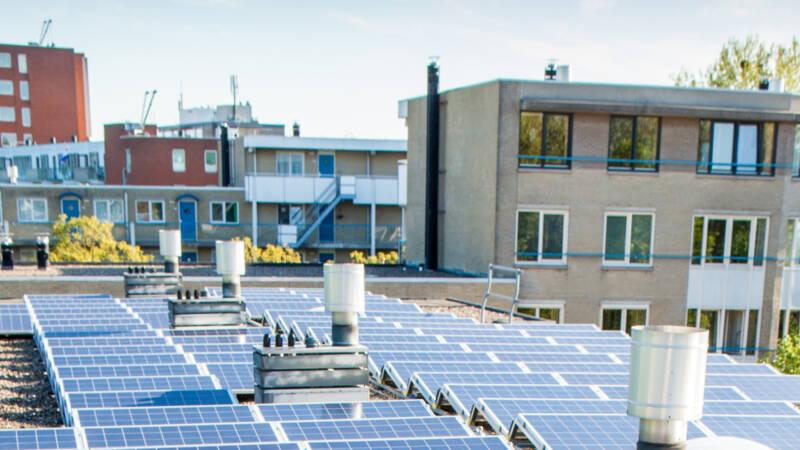 Groene stroom met 40 procent gestegen; zonnestroom maakt inhaalslag - NOS