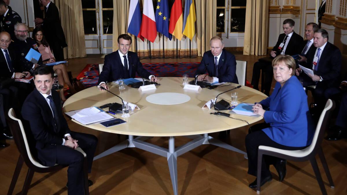 Akkoord over volledige wapenstilstand in Oost-Oekraïne voor einde jaar