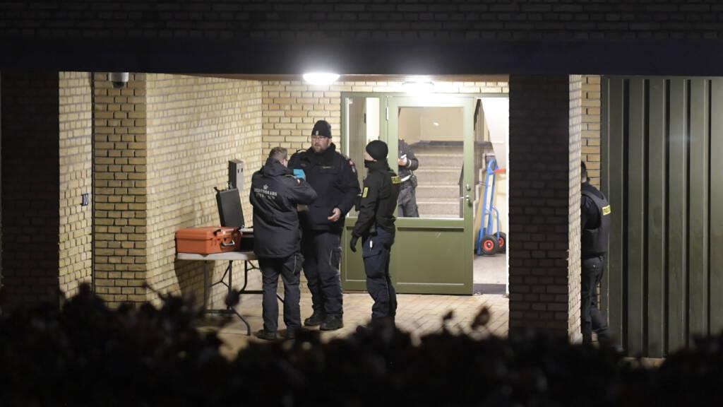 Zo'n Twintig Arrestaties In Denemarken Voor Voorbereiden