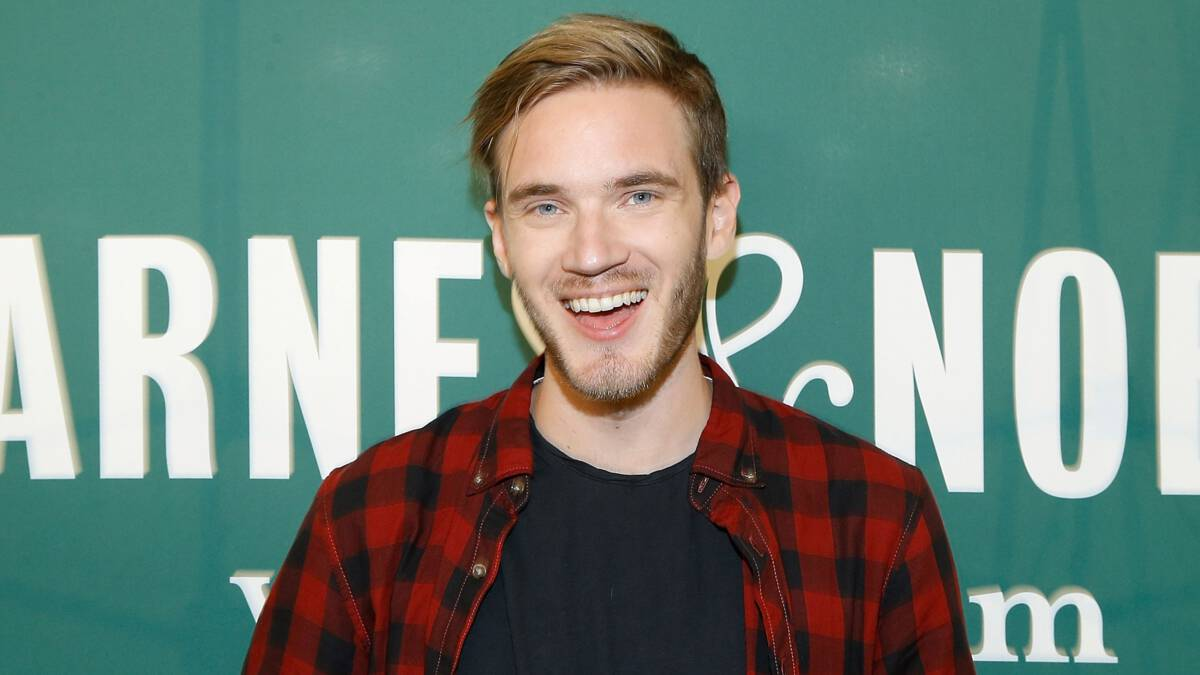 YouTube-ster PewDiePie neemt pauze: 'Ik ben moe, heel moe'