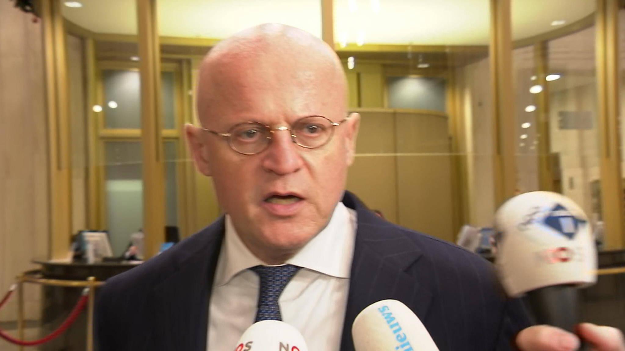 Reactie Grapperhaus Over Arrestatie Taghi: Hebbes