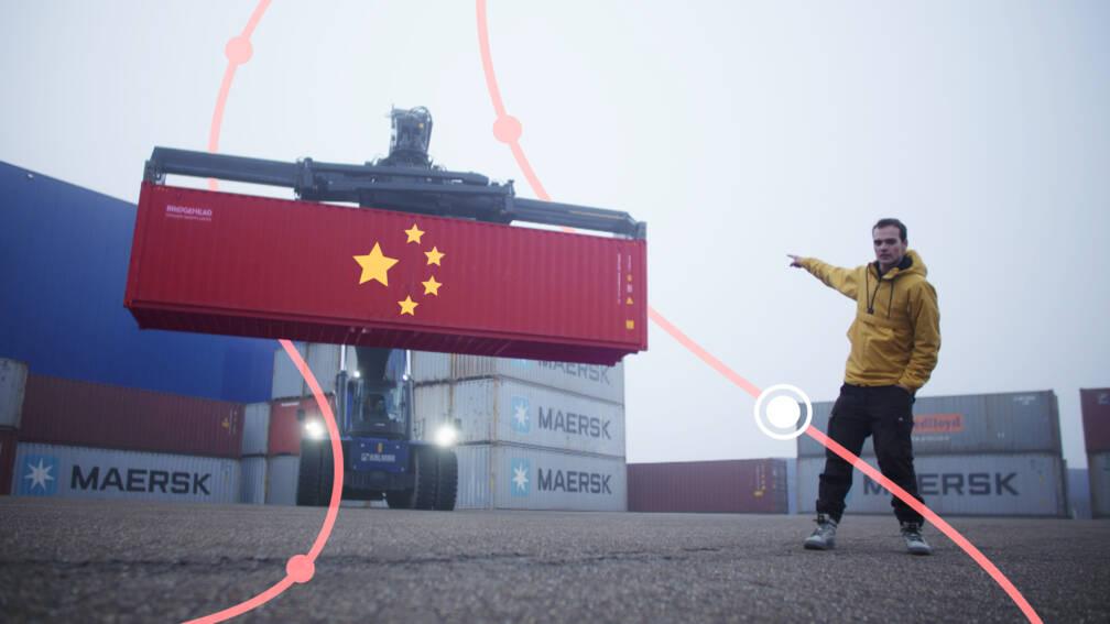 Dit is China's route naar de wereldtop